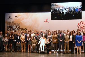 Premios y Distinciones al Mérito Deportivo en Castilla-La Mancha