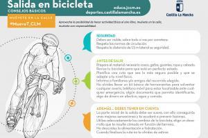 Montar en Bicicleta- Muévete en la calle
