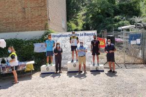 Campeonato abierto jóvenes promesas piragüismo