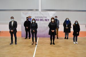 La directora general de Juventud y Deportes en Olías del Rey
