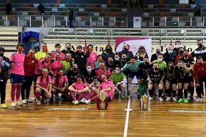 El Almagro FSF gana el trofeo JCCM ante al Chiloeches
