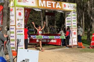 Irene Sánchez-Escribano revalida título de campeona de España de Campo a Través en Getafe