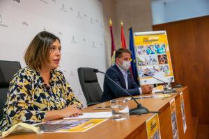 La viceconsejera de Cultura y Deportes presenta la SED 2021 en Castilla-La Mancha