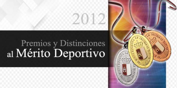 PREMIOS Y DISTINCIONES AL MÉRITO DEPORTIVO 2012