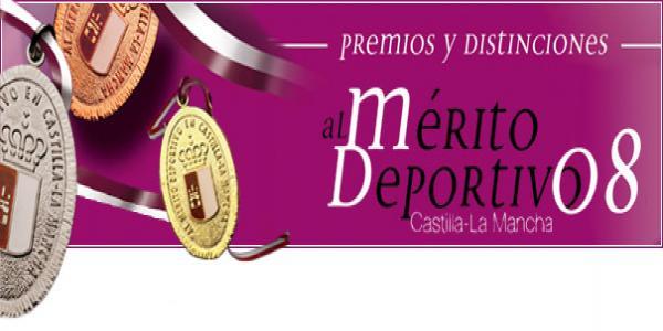 Premios y Distinciones al Mérito Deportivo 2008
