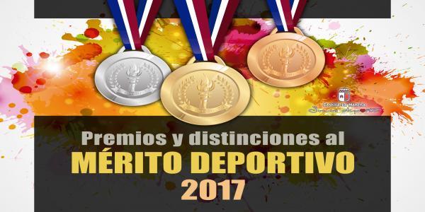 Premios y distinciones al mérito deportivo 2017
