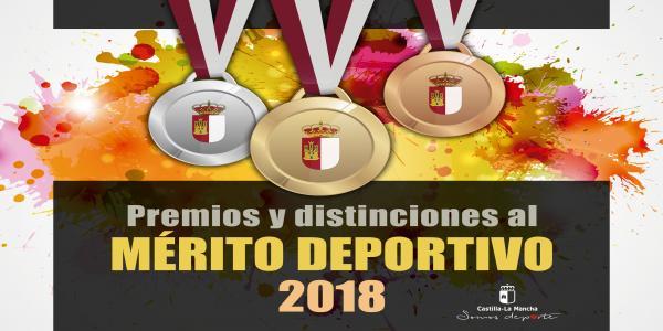 Premios y distinciones al mérito deportivo 2018