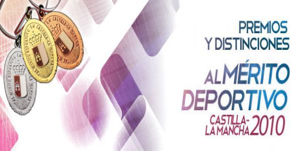 Premios y Distinciones al Mérito Deportivo 2010