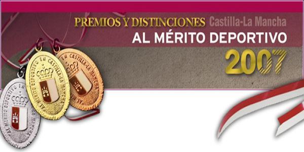 Premios y Distinciones al Mérito Deportivo 2007