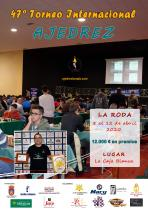 47º Torneo Internacional de Ajedrez de La Roda