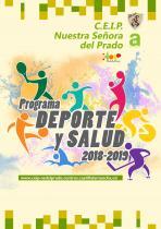 PROGRAMA DEPORTE Y SALUD