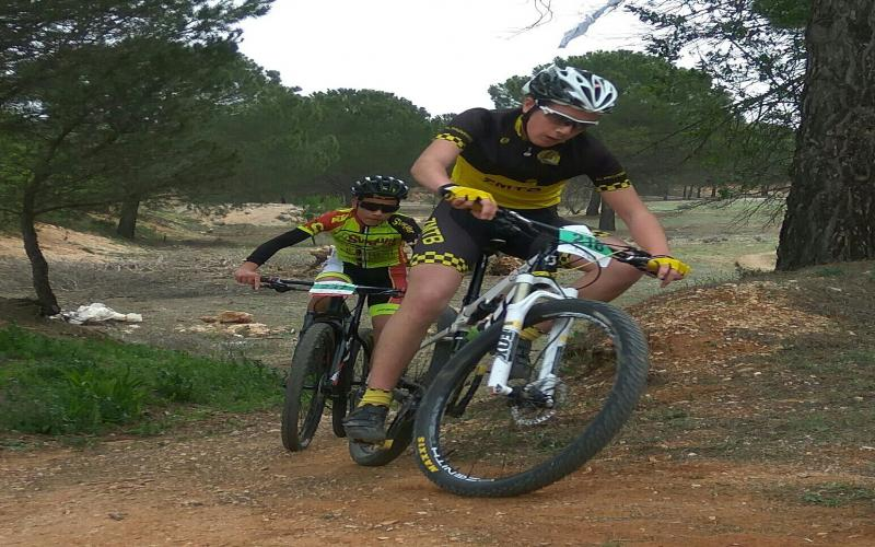 Campeonato Provincial de Ciclismo de montaña. El Provencio.