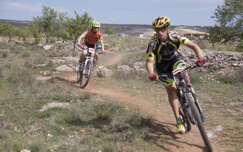 Campeonato Provincial de Ciclismo. Sisante.