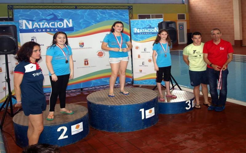 Campeonato Provincial de Natación Cuenca.
