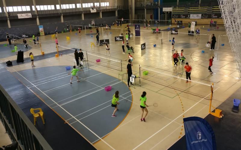 Campeonato Regional Bádminton en edad escolar