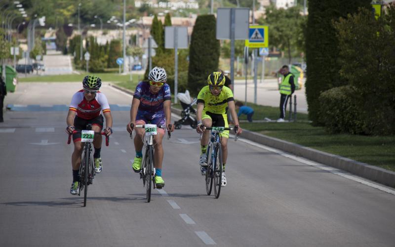 Campeonato Provincial de Ciclismo en Carretera y Montaña. Cuenca.