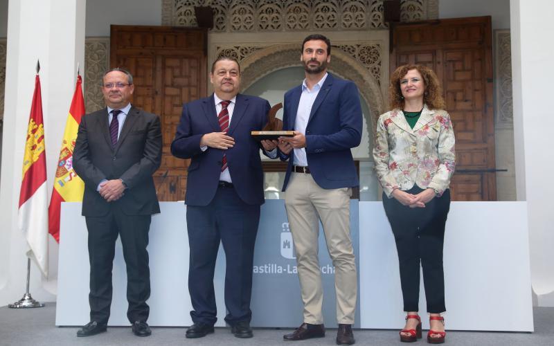 Los Proyectos Escolares Saludables galardonados con un Premio a la Excelencia y Calidad de los Servicios Públicos