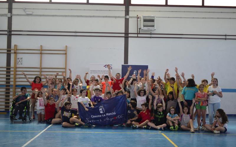 Promoción deportiva Ciudad Real. Deportes Adaptado