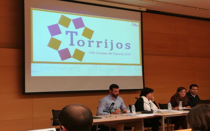 Reunión del Consejo de la Actividad Física y el Deporte de Castilla-La Mancha