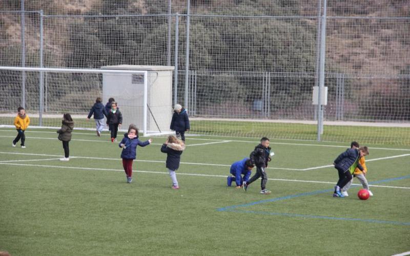 visita a la  la Ciudad del Fútbol en Las Rozas (Madrid).