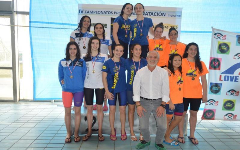 Campeonato Provincial de Natación en Edad Escolar, de la Provincia de Ciudad Real