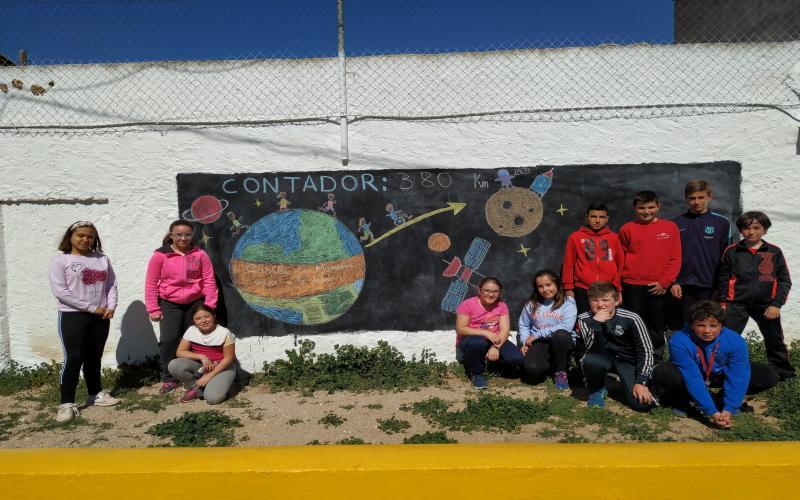Castilla-La Mancha viaja a la Luna