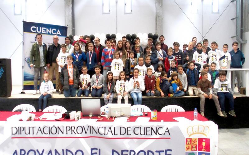 Campeonato Provincial de Ajedrez. Cuenca 2019.