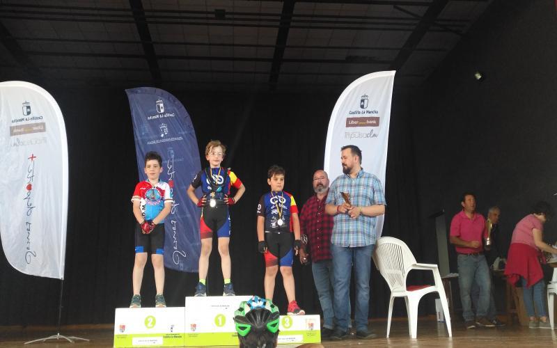 Campeonato Provincial de Ciclismo mtb y carretera. Sisante 2019.