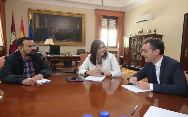 Semana Europea reunión CSD Albacete