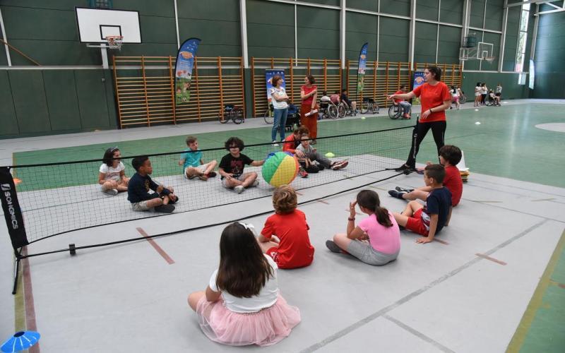 Proyecto de Diversidad Funcional en centros educativos de CLM