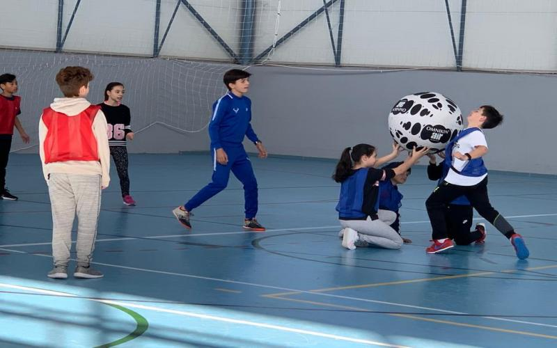 Promoción Deportiva - Deportes Alternativos Coeducativos