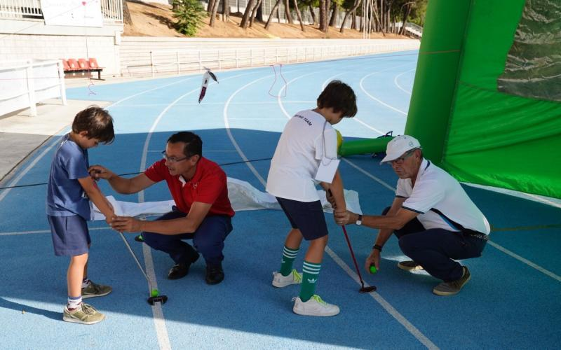 Actividades SED 2019 Escuela de Gimnasia Toledo
