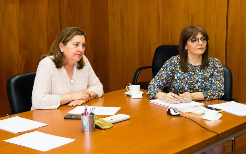 Reunión telemática con federaciones deportivas