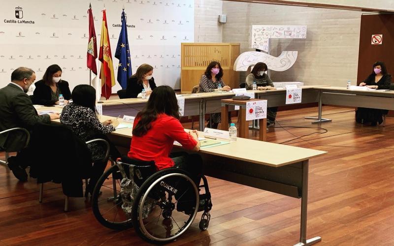 5 de marzo, día de la constitución de la Mesa de la Igualdad en el Deporte