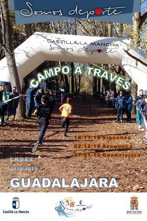 2018-2019 Campo a Través Guadalajara