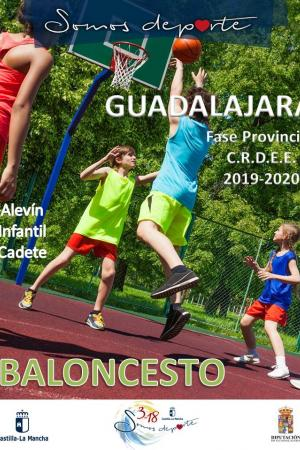FASE PROVINCIAL BALONCESTO GUADALAJARA