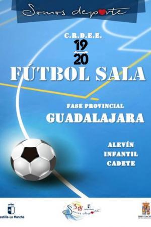 Campeonato Provincial Fútbol Sala Guadalajara