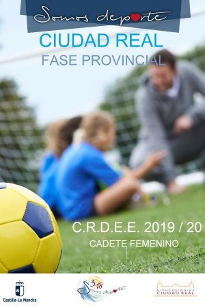 Fútbol cadete femenino