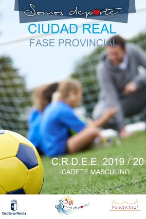 Fútbol cadete masculino