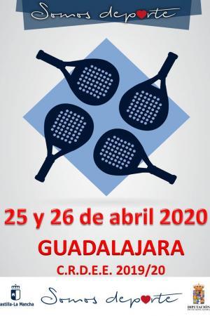 FASE PROVINCIAL DE PADEL GUADALAJARA