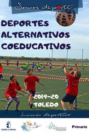 Iniciación Deportiva - Deportes Alternativos Coeducativos