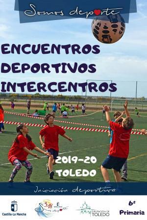 Iniciación Deportiva - Encuentros Deportivos Intercentros