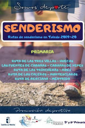 PROGRAMA DE SENDERISMO - Educación Primaria