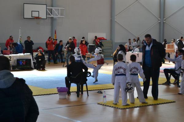 Interprovincial de taekwondo Las Pedroñeras