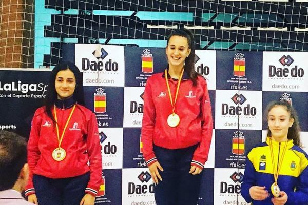 Claudia López Cañadillas y Alejandra Frías