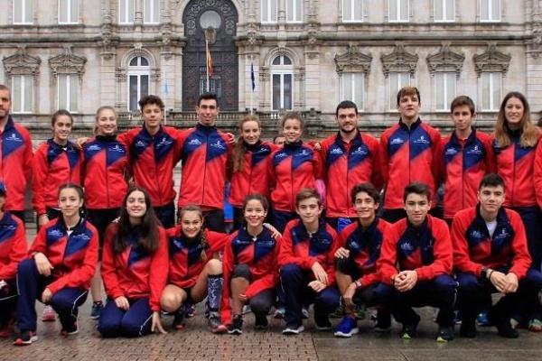 Campeonato de España de Orientación en edad escolar