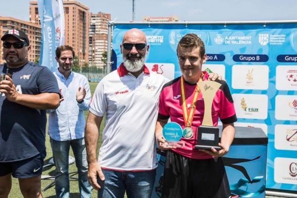 Campeonato de España de Rugby en edad escolar