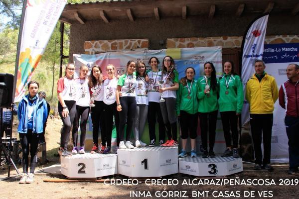 Campeonato Regional de Orientación en edad escolar