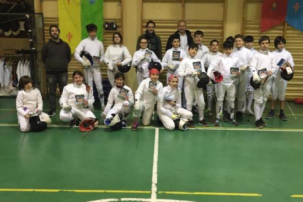 3ª Jornada Campeonato Provincial de Esgrima Toledo