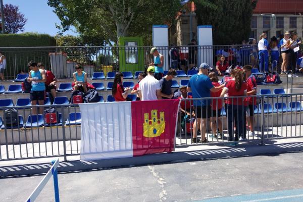 Campeonato de España de Atletismo en edad escolar
